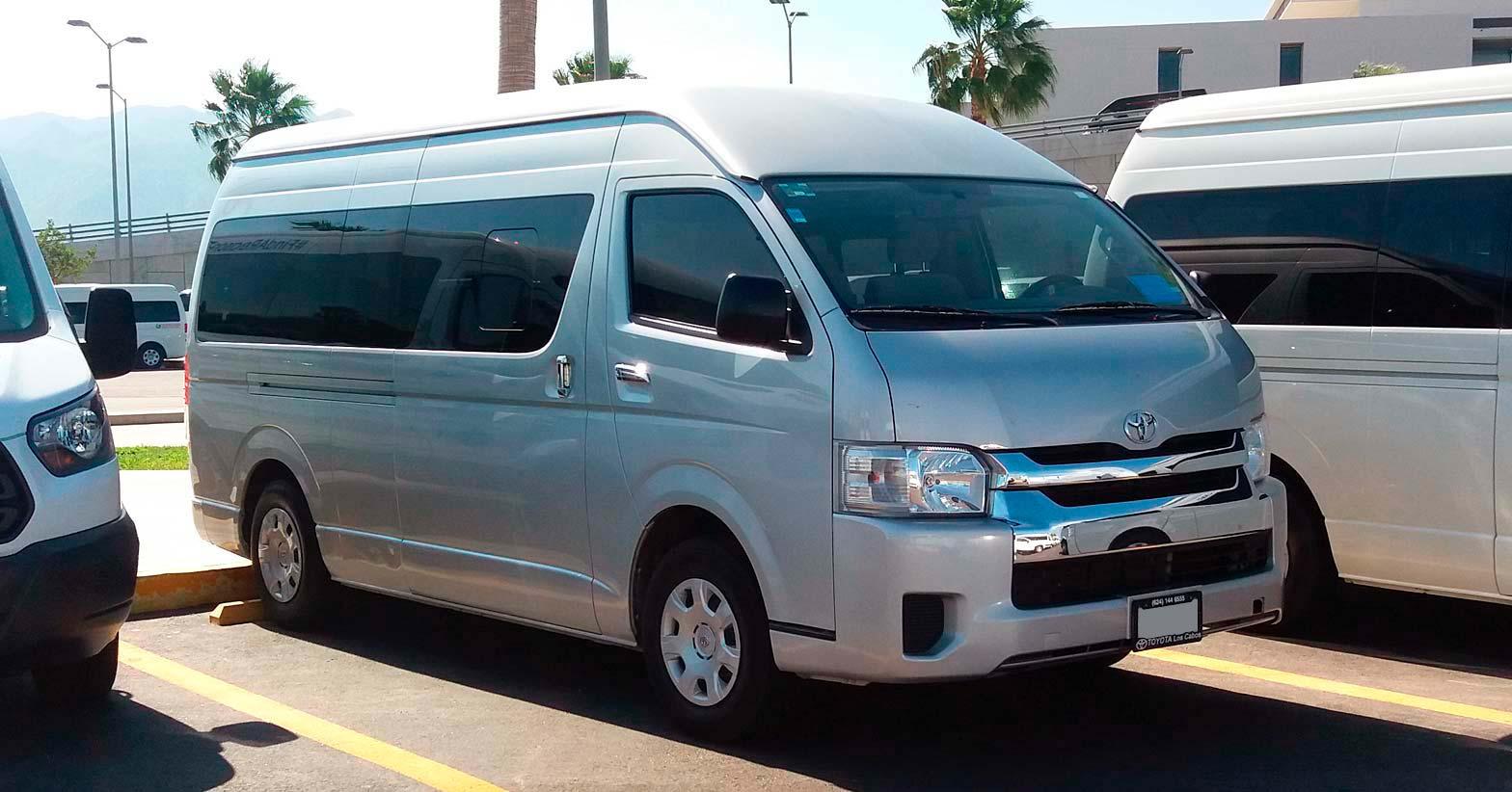 Vans - Airport Shuttle Transportation - Los Cabos, Cabo San Lucas, San Jose del Cabo