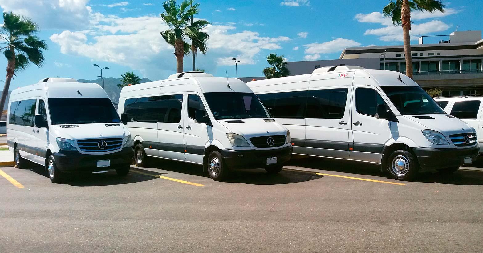Sprinters - Airport Shuttle Transportation - Los Cabos, Cabo San Lucas, San Jose del Cabo